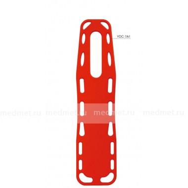 Спинная доска для автомобилей скорой помощи YDC-7A1