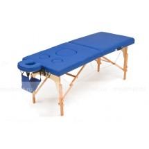 JF-MS05D Стол для массажа переносной с деревянной рамой  убирать