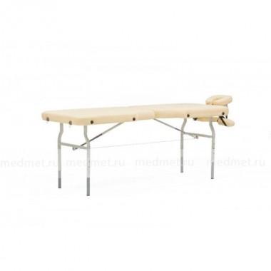 JF-ST04 Массажный стол переносной с боковыми вырезами на стальной раме, 2 цвета
