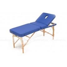 JF-MS03R Стол для массажа складной на раме из бука, 2 цвета
