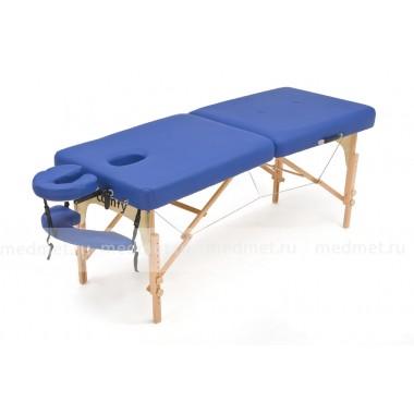 JF-MS05 Стол для массажа переносной деревянный с подголовником, 2 цвета
