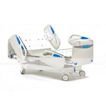NV -3B Кровать медицинская с выдвижным ложементом  с электроприводом регулировки высоты и подъема спины и ног