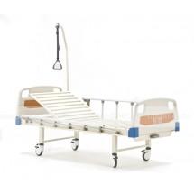 E-17B Кровать медицинская механическая с подъемом спинной секции