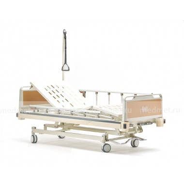 NV-48 Кровать медицинская механическая многофункциональная с центральным тормозом