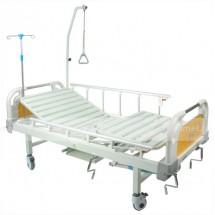 NV-16T Кровать медицинская трехфункциональная с механическим приводом туалетного устройства
