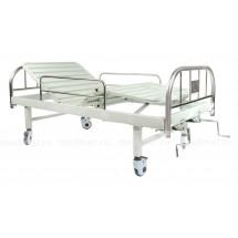 F-8 Кровать медицинская c механическим приводом секций спины и ног