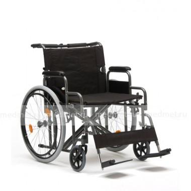 Кресло-коляска механическая стальная FS209AE-61
