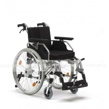 Кресло-коляска механическая алюминиевая FS251LHPQ