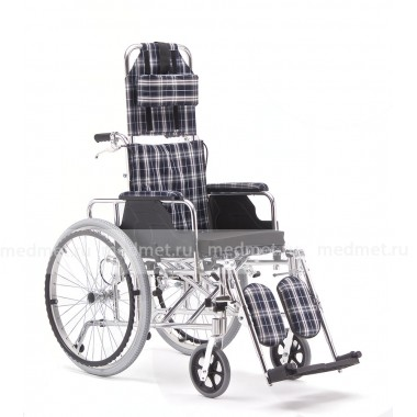 Кресло-коляска механическая алюминиевая FS954LGC