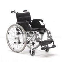 Кресло-коляска механическая алюминиевая FS955L