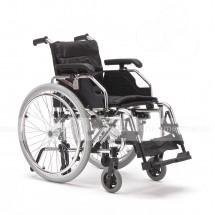 Кресло-коляска механическая алюминиевая FS957LQ