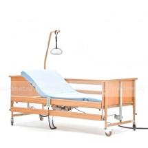 Economik-2 Кровать функциональная  деревянная с функцией изменения высоты