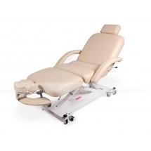 US MEDICA Стол для массажа электрический стационарный четырехсекционный с регулировкой высоты Profi, Cерия Professional