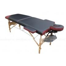 US MEDICA Стол массажный на буковом каркасе переносной Samurai, Cерия Professional