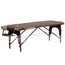US MEDICA Стол для массажа переносной на раме из бука Nagano 1998, Cерия Professional