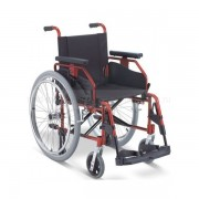 Механические алюминиевые кресла-коляски