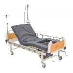 Медицинская кровать с механическим приводом– краткий обзор!
