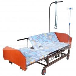 DB-11A Кровать медицинская электрическая с переворотом и электротуалетом.