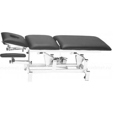 DB-9/14 Массажный стол электрический стационарный трехсекционный, 3 цвета