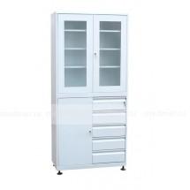 Шкаф с 5 ящиками