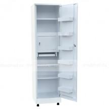 Шкаф для медикаментов одностворчатый